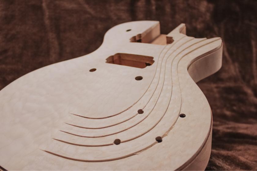 メインイメージ:プラグド ギター